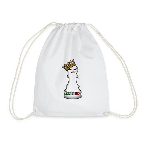 Pawned - Drawstring Bag
