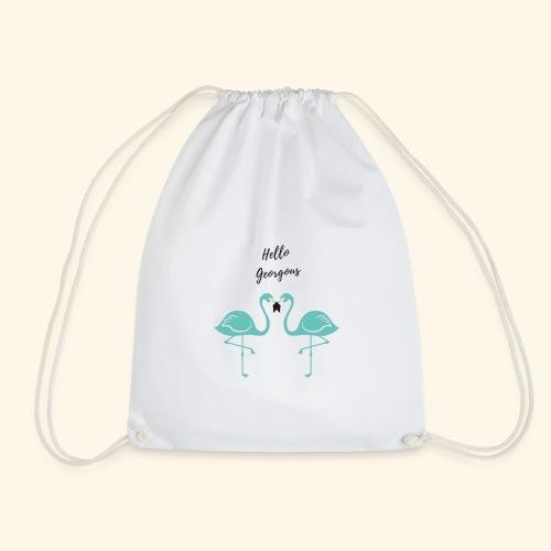 HelloGeorgous - Drawstring Bag