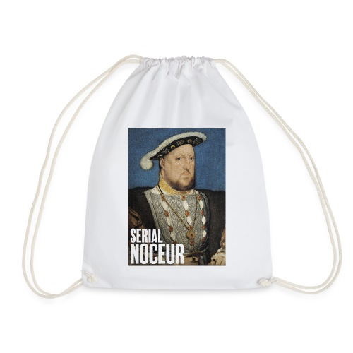 Henri VIII Tudor, un serial noceur - Sac de sport léger
