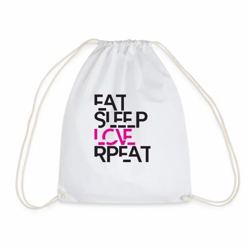 eatsleeploverepeat - Sportstaske