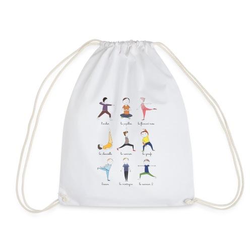 Little yogis - Sac de sport léger