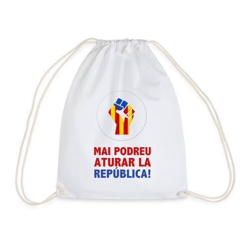 República Catalana - Mochila saco