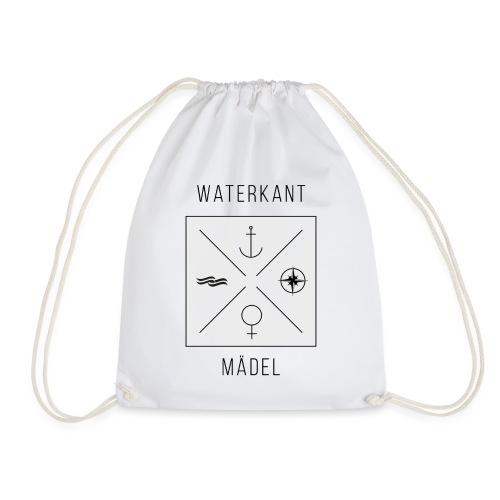 Waterkant Maedel - Turnbeutel