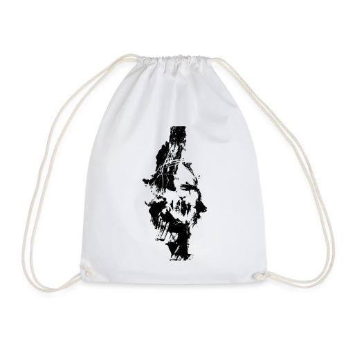 Death Inside - Drawstring Bag