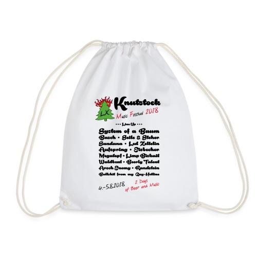Knutstock LineUp2 - Turnbeutel