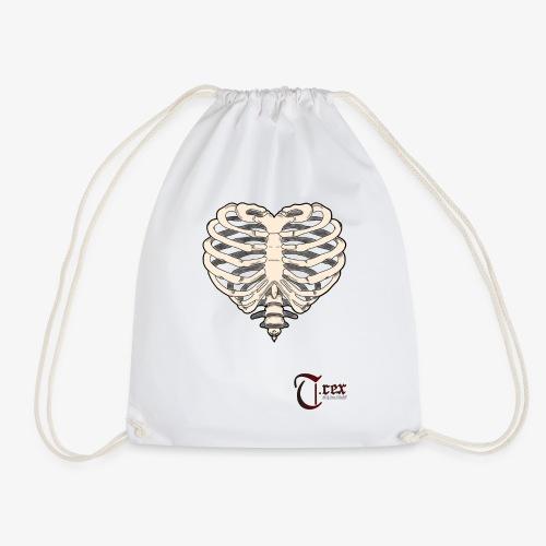Ribcage Heart - Turnbeutel
