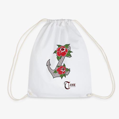 Anchor Roses - Turnbeutel