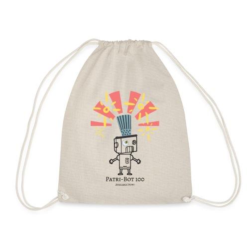 Patri-Bot 100 - Drawstring Bag