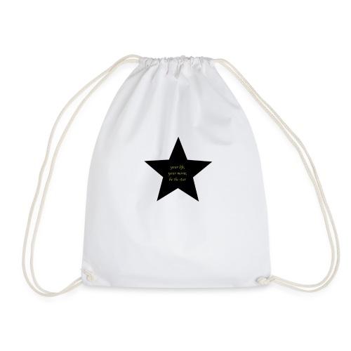 bethestar5 - Drawstring Bag