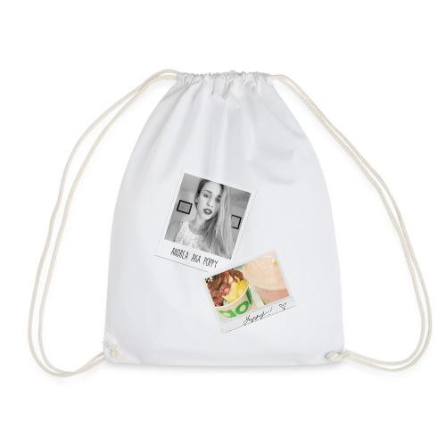 Polaroid Mug  Madrid dreams - Drawstring Bag