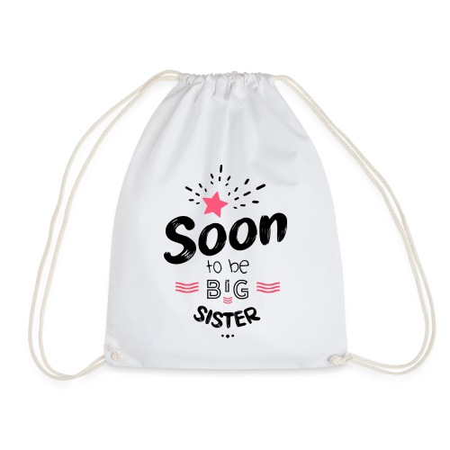 Soon to be big sister - Sac de sport léger