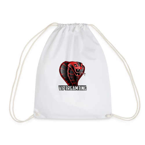 Red Vip3r - Drawstring Bag