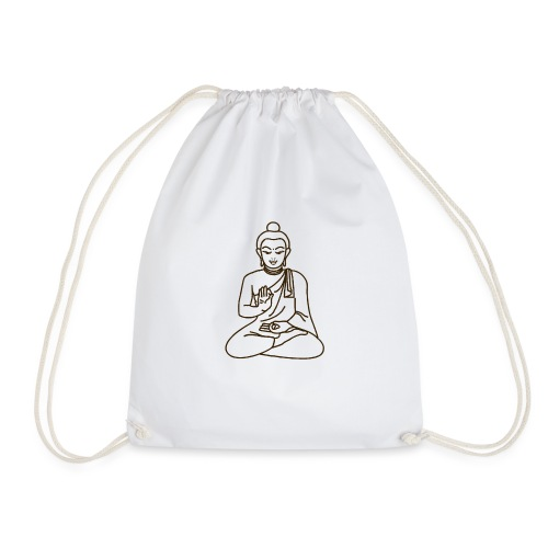 Avatar Buddha - Turnbeutel