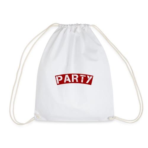 Party Edition - Turnbeutel
