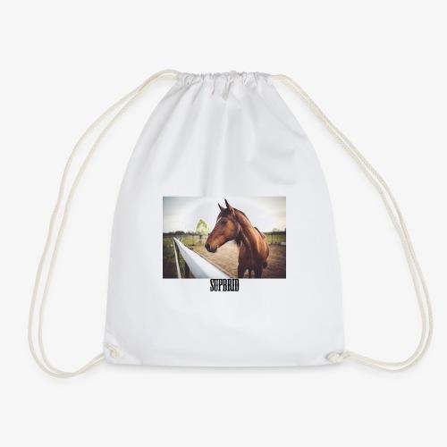 horsesupbrid - Turnbeutel