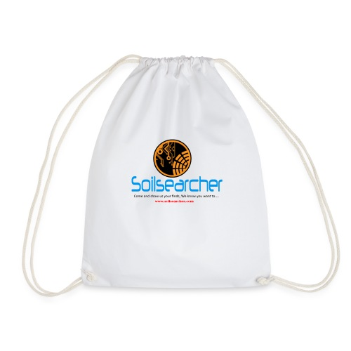 soilsearcher Wearables ( Forum Tag) - Drawstring Bag