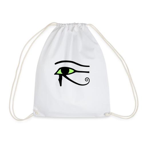 Eye of Horus - Drawstring Bag