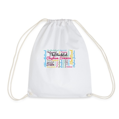 Clapham Common - Drawstring Bag