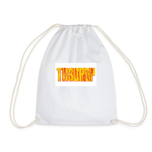 T-shirt th3 drop - Sacca sportiva
