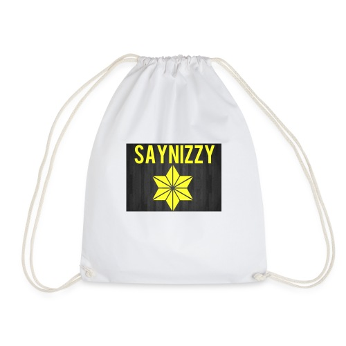 Say nizzy - Drawstring Bag
