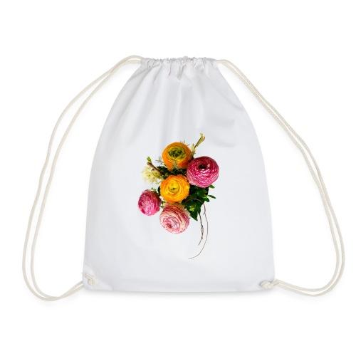 Bouquet de renoncules - Sac de sport léger