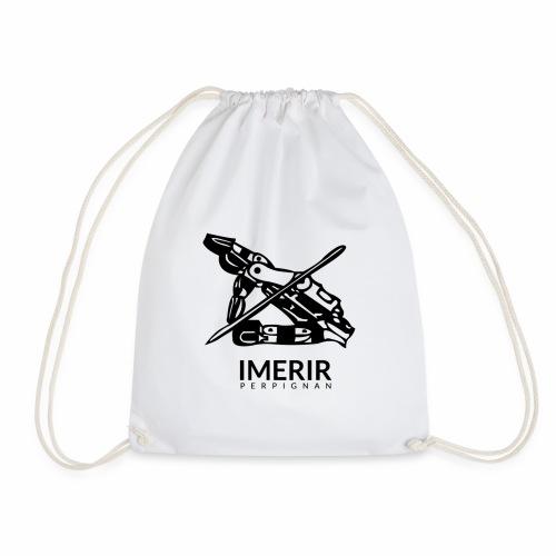 Ancien logo Imerir Noir - Sac de sport léger
