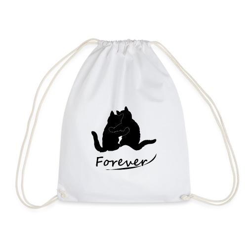 Koty forever - Worek gimnastyczny