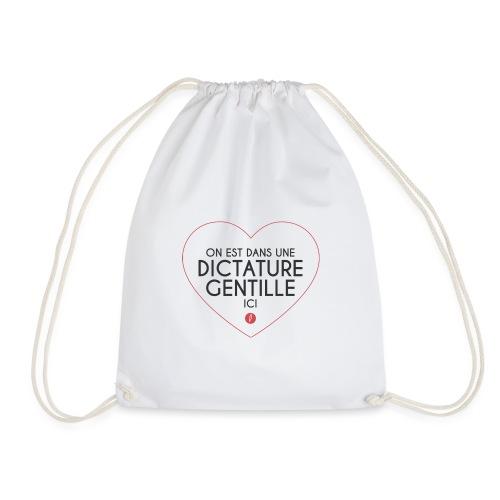 Citation - Dictature gentille - Sac de sport léger