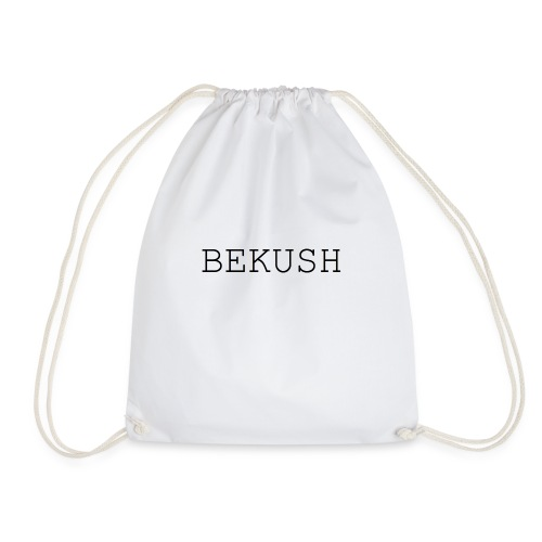 CASE BEKUSH - Drawstring Bag