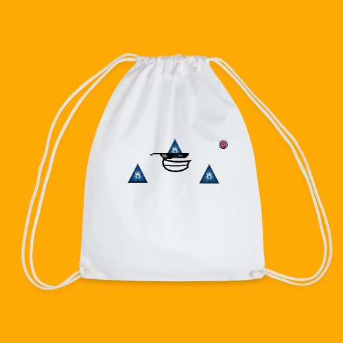 Silverhawk Gaming HD Logo - Drawstring Bag