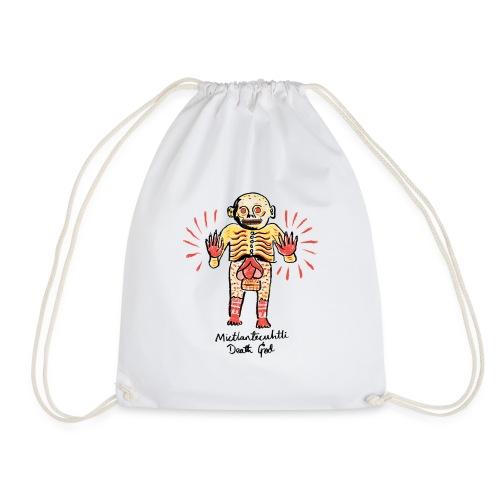 Mexican Death God - Drawstring Bag