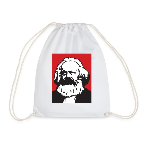 Karl Marx - Sacca sportiva