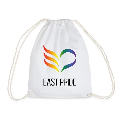 East Pride logotyp - Gymnastikpåse