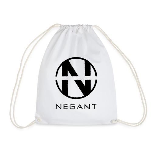 Black Negant logo - Sportstaske