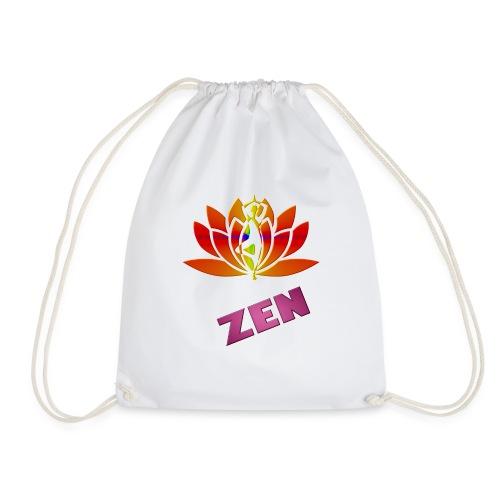 yoga lotus zen - Sac de sport léger