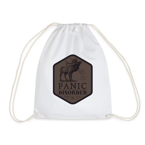 Panic Disorder - Drawstring Bag