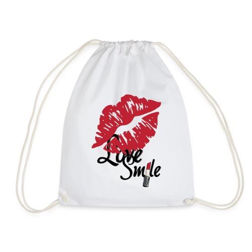 love smile - Mochila saco
