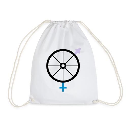 TCC colourised - Drawstring Bag
