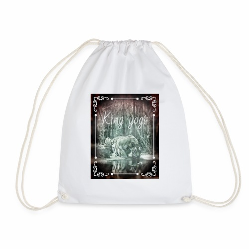 king yogi - Drawstring Bag