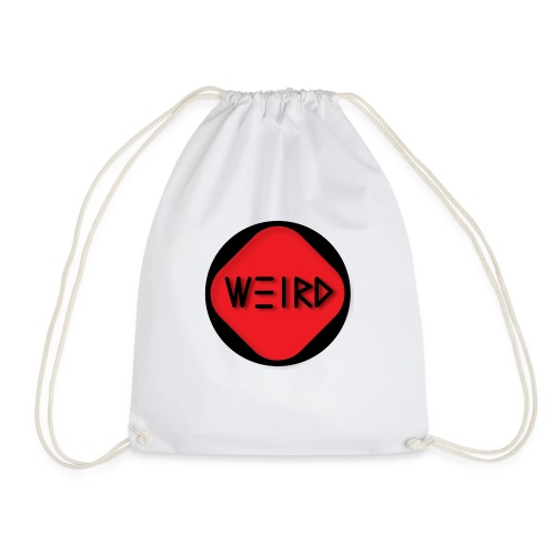 WeirdCylinder Logo - Drawstring Bag