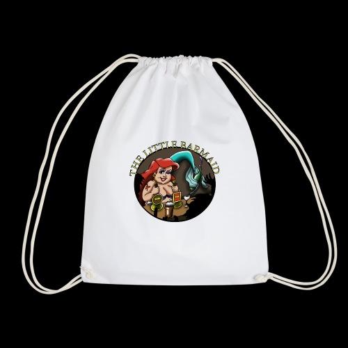 The Little Barmaid - Drawstring Bag