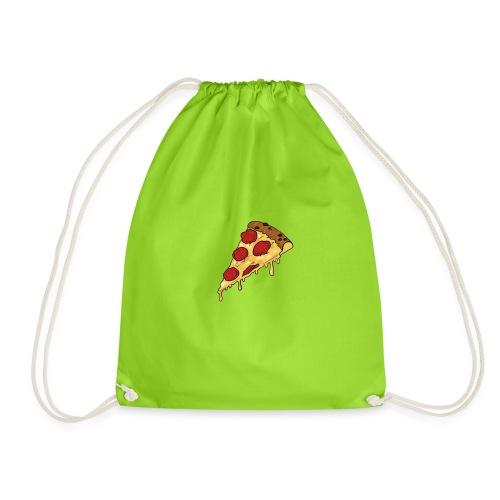 pizza design - Gymtas