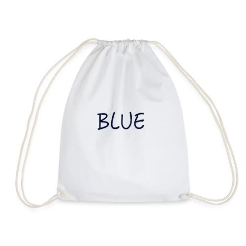 BLUE - Gymtas