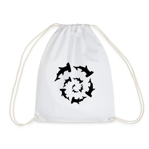 rekiny 3 - Drawstring Bag