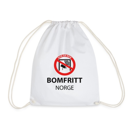 BOMFRITT NORGE 2019 - Gymbag