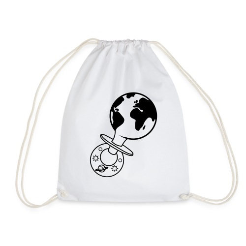 world pacifier - Gymtas