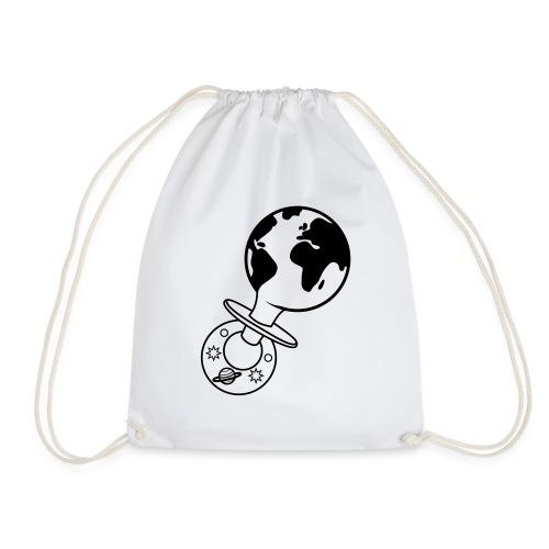 world pacifier - Gymtas