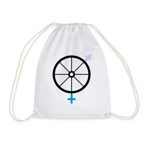 TCC colourised - Drawstring Bag