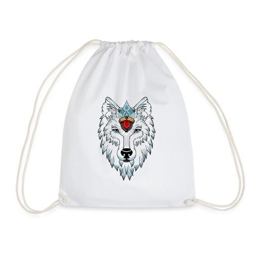 female wolf newschool - Sac de sport léger