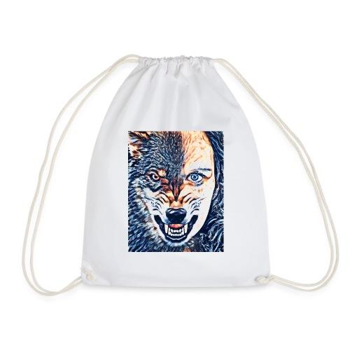 Wolfsrudel - Turnbeutel